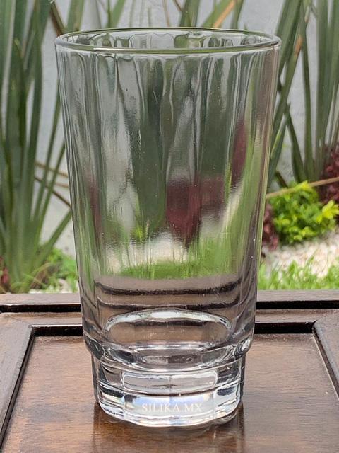 vaso cervecero silika