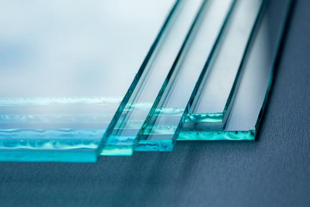 vidrio industrial